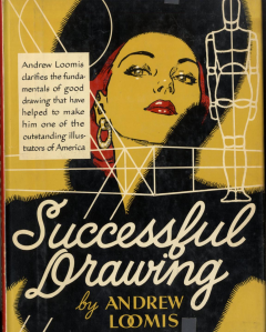 Successuful Drawing Andrew Loomis