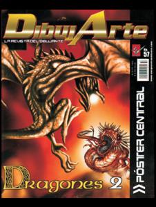 DibujArte Especial Dragones