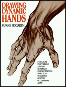 How to Draw Dynamic Hands